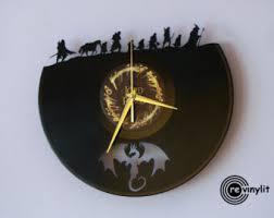hobbit clock
