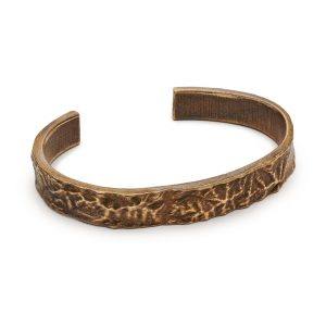 Green Mountain Topography bracelet for men