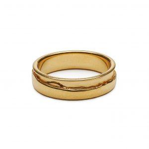 Gold Mountain ring