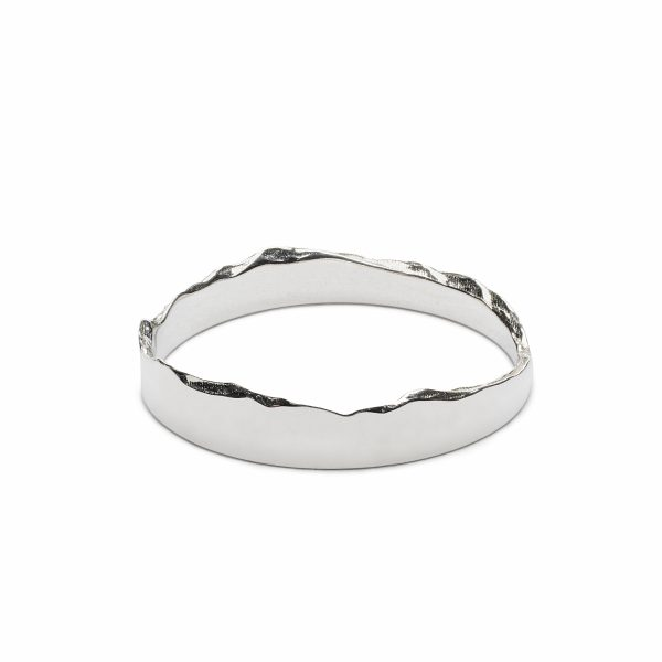 Green Mountain simple silhouette ring