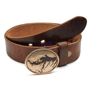 Chesapeake Bay Belt Buckle