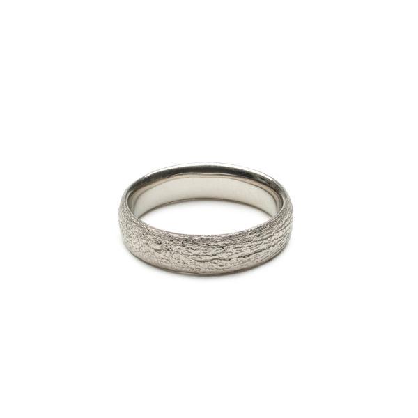 Tree bark ring