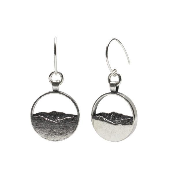 Clingmans Dome earrings